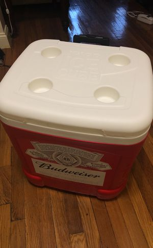 Budweiser cooler for Sale in Boston, MA