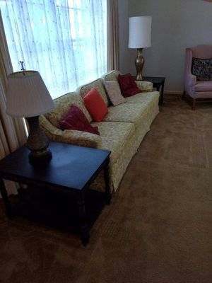 Mid century couch for Sale in NEW PRT RCHY, FL