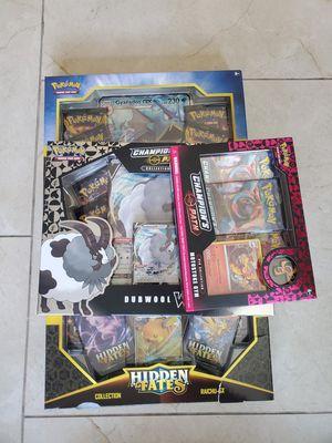 Pokemon champions bundle for Sale in Las Vegas, NV
