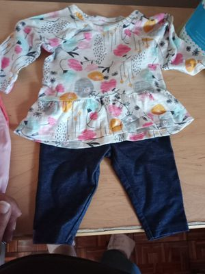 Baby Gap and old Navy outfits including Carter's brand size 0 to 3 months $10 for all for Sale in Tampa, FL