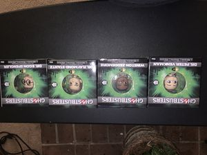 Ghostbusters mini bobblehead set, for Sale in San Jose, CA