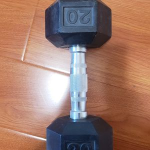 20 Lb Dumbbell Weight for Sale in West Covina, CA