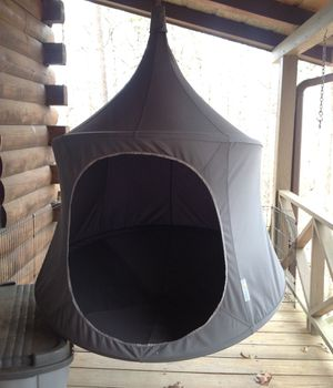 Tree pod hanging canopy tent very nice for Sale in Cumming, GA