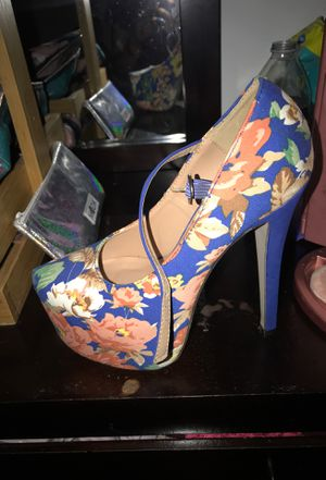 6inch heels brand new only used once for Sale in Dallas, TX