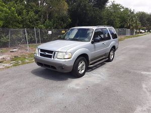2002 Ford Explorer Sport for Sale in Fort Lauderdale, FL