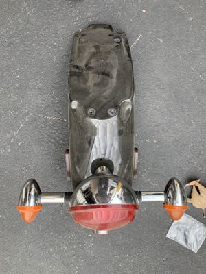 Triumph fender and seat for Sale in Agoura Hills, CA
