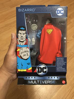 Bizarro Superman Action Figure for Sale in Kissimmee, FL