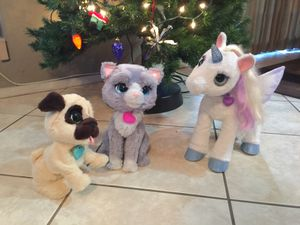 FurReal friends. All work and in brand new condition. for Sale in Henderson, NV