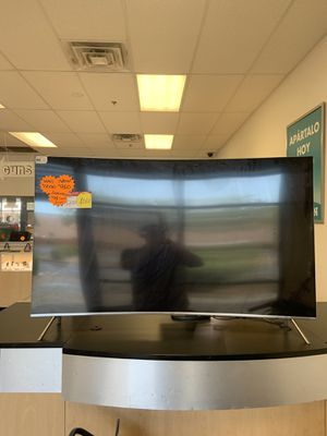 """SAMSUNG 65"""" LED CURVED for Sale in Phoenix, AZ"""