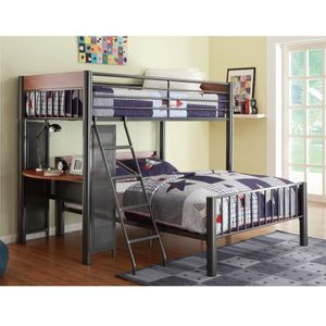 New twin over full loft bunk bed tax included free delivery for Sale in Hayward, CA