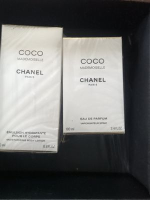 Brand new coco Chanel perfume set for Sale in St. Louis, MO
