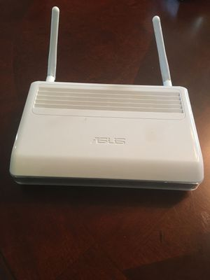 Asus Router for Sale in Austin, TX