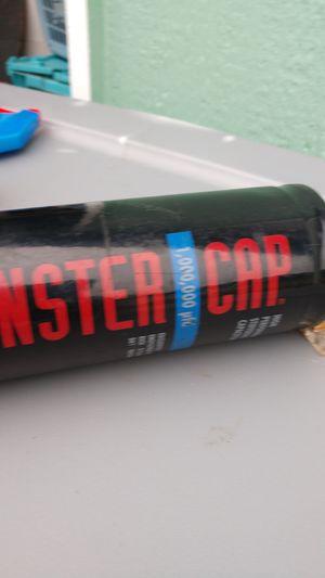 Rockford fosgate capacitor for Sale in Aberdeen, WA