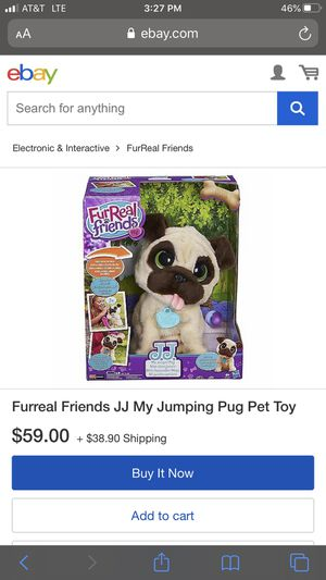 Furreal friends pug for Sale in Turlock, CA