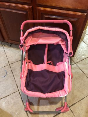 Double DOLL stroller for Sale in Dundee, FL