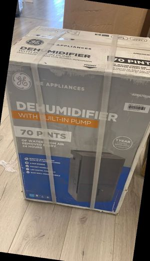 Open box GE Dehumidifier T for Sale in Dallas, TX