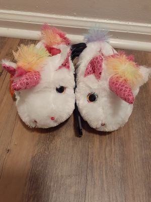Unicorn Girl Slippers~ for Sale in Aurora, CO