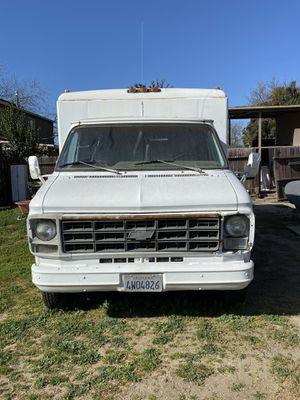 87 Chevy box truck for Sale in Stockton, CA