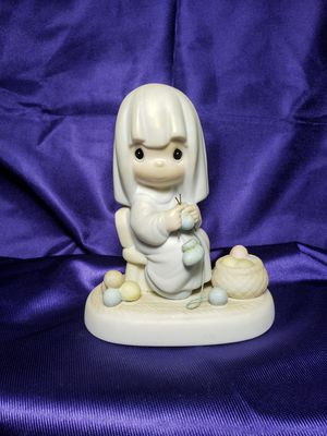 Precious moments jesus is coming soon for Sale in Zanesville, OH