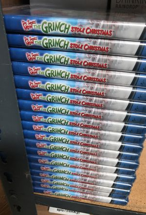 New Grinch DVD for Sale in Montclair, CA