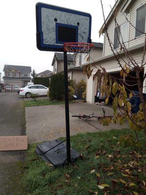 Basketball hoop for Sale in Auburn, WA