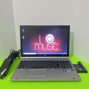 . Hp EliteBook 8560 Laptop, Windows 10- ,8GB Of Ram , Intel i5, 180GB SSD, 15 inch , webcam , Microsoft office installed for Sale in Arlington, TX