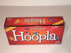 Cranium HOOPLA Kid's Board Game COMPLETE/NEW for Sale in Raleigh, NC