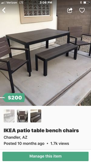 New And Used Patio Furniture For Sale In Casa Grande Az
