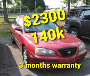 2005 Hyundai elantra 4cyl 140k for Sale in Salem, MA
