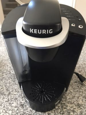 Keurig with free 25$ worth k cups for Sale in San Diego, CA