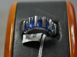 Sapphire ring for Sale in Las Vegas, NV