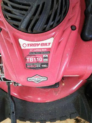 Troybilt lawn mower for Sale in Miami, FL