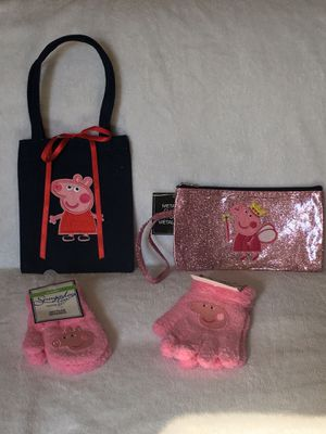 Peppa Pig Items—$8 Each for Sale in Vienna, VA