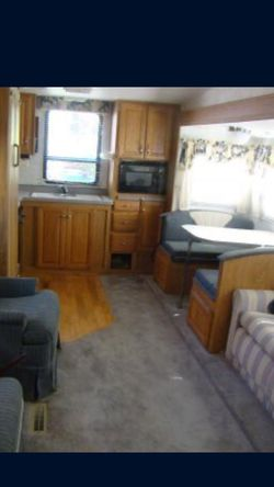 88 Terry resort 5th Wheel Camper/trailer for Sale in Concord,  CA
