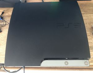PlayStation 3 SLIM (like new) 160GB for Sale in Miami, FL