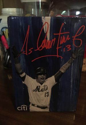 Asdrubal. Cabrera bobble head from Mets home game for Sale in Columbia, SC