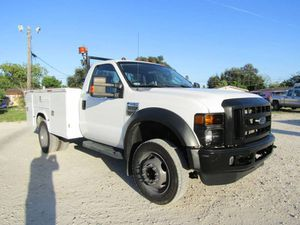 2009 Ford Super Duty F-450 DRW for Sale in Hollywood, FL