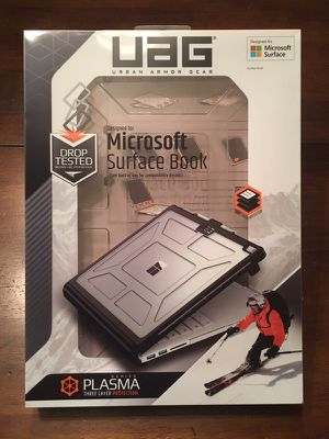 Urban Armor Gear: Microsoft Surface Book Protective Case for Sale in Oviedo, FL