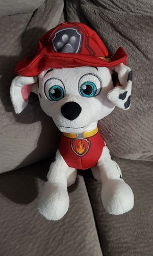 Paw Patrol Marshall Kids Doll for Sale in El Mirage, AZ