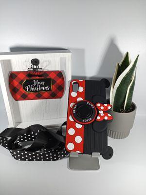 3D Disney Design Case for iPhone X models for Sale in Loma Linda, CA