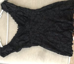 Bebe lace tunic for Sale in Las Vegas, NV