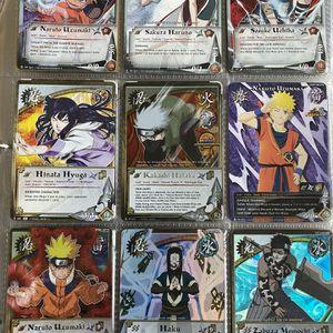Naruto cards for Sale in Orlando, FL