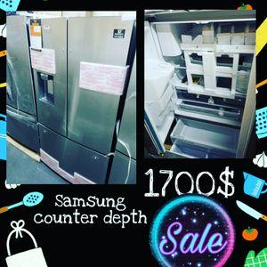 Samsung counter depth for Sale in Paterson, NJ