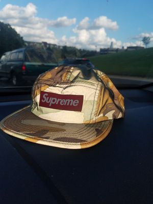 Supreme Reflective Camo Hat for Sale in Alexandria, VA