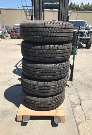 "Jeep Wrangler JK Wheels Tires 17"" NEW TAKEOFFS for Sale in Rancho Cordova, CA"