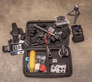 48-in-1 Accessory Kit for GoPro & more for Sale in Las Vegas, NV