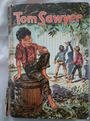 Tom Sawyer early edition book. for Sale in Delaware, OH