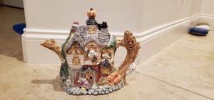 Halloween teapot for Sale in Nipomo, CA