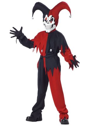 Child Evil Jester costume for Sale in Bell, CA