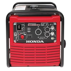 Honda 2800-Watt Gasoline Powered Portable Inverter Generator with Eco-Throttle and Oil Alert for Sale in Temple, GA